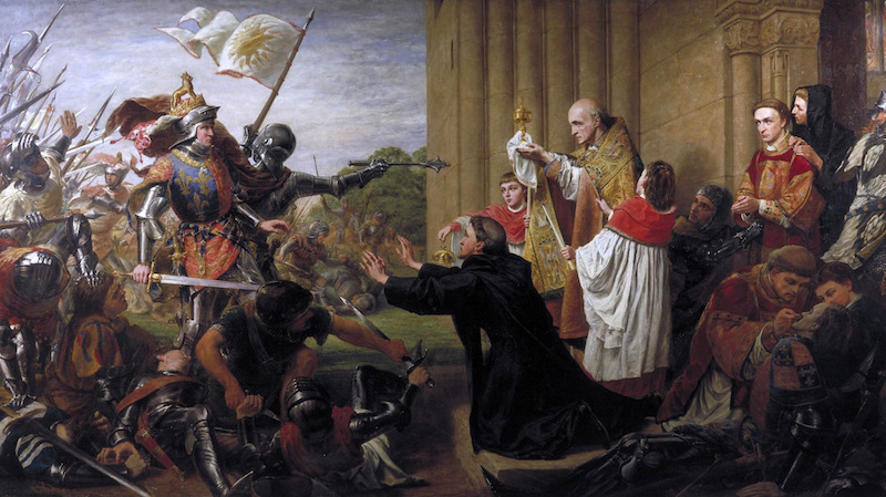 Richard_Burchett, the Wars of the Roses.