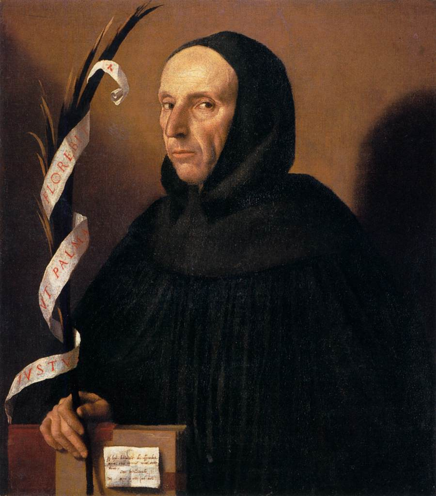 Moretto_da_Brescia_-_Portrait_of_a_Dominican,_Presumed_to_be_Girolamo_Savonarola_-_WGA16226