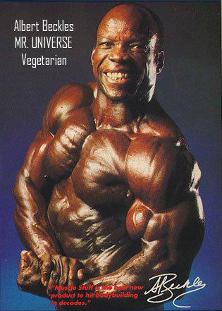 La retorica vegetariana a volte va un tantino migliorata