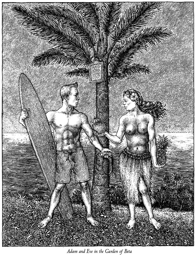 MacAdam and iEve
