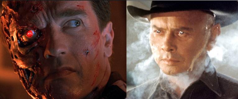 Confronto fra Terminator e Westworld