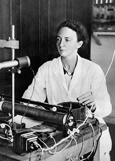 Irène Curie-Joliot (1897 – 1956)